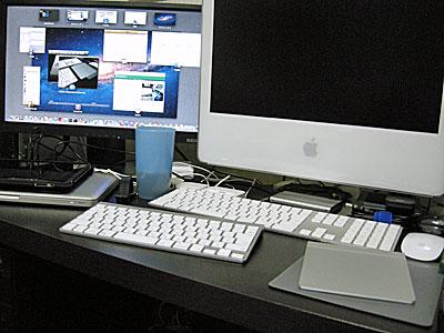 MacBookのクラムシェルモード