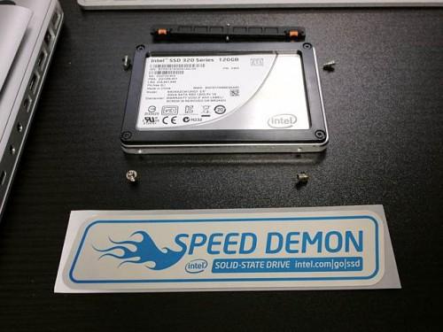 Intel 320 Series SSDSA2CW120G310