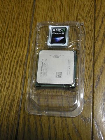 AMD Phenom II X6 1055T TDP95W 中身