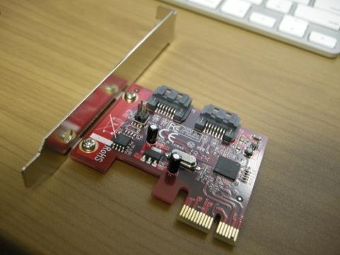 玄人志向 SATA3I2-PCIe