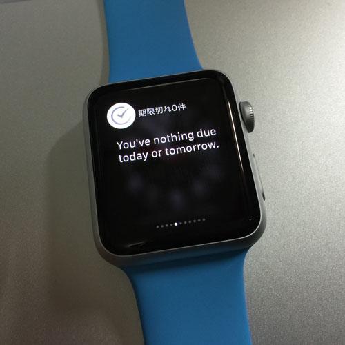 Apple Watch (Due)