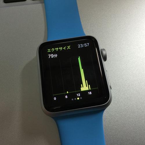 Apple Watch エクササイズ