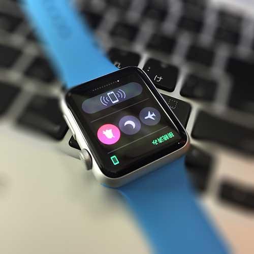 Apple Watch サイレントモード