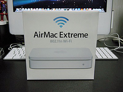 AirMac Extreme 外箱